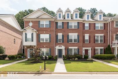 Kennesaw Condo/Townhouse New: 3342 Chastain Gardens Dr