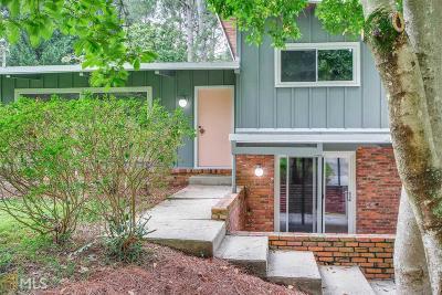 Atlanta Single Family Home New: 3583 Summitridge