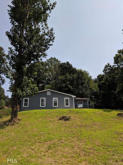 Hapeville Single Family Home For Sale: 356 Lake Dr