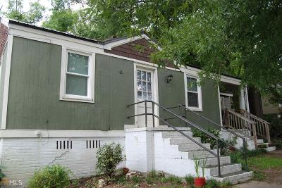 Haddock, Milledgeville, Sparta Single Family Home For Sale: 704 Matheson Rd