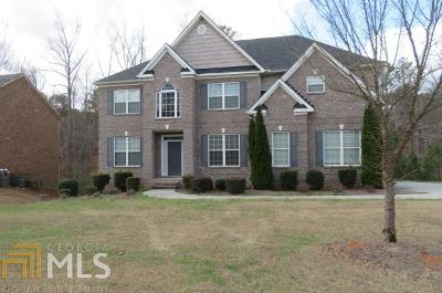 Conyers Single Family Home New: 1941 Wheat Valley Cir