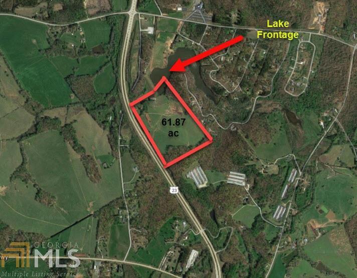 Map Of Hwy 441 In Georgia.1340 N Us Highway 441 Clarkesville Ga Mls 8434370 Savage Real