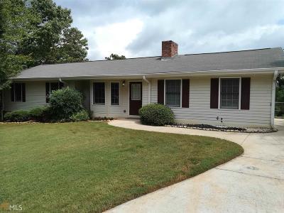 Marietta Rental New: 4076 Burnt Hickory Rd