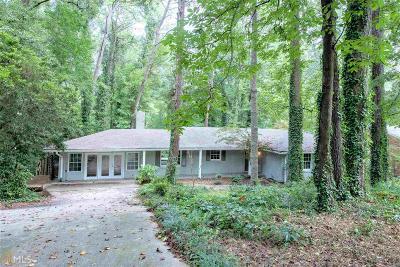 Stone Mountain Single Family Home New: 519 Susan Creek Dr