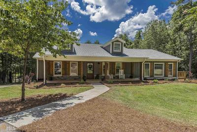Milledgeville, Sparta, Eatonton Single Family Home For Sale: 118 Norris Ln