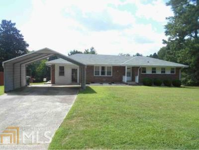 Stone Mountain Single Family Home New: 1633 Lucelle Ave