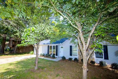Stone Mountain Single Family Home New: 824 Longfellow Ct
