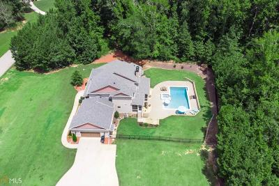 Fayette County Single Family Home Under Contract: 105 Olivia Ct #8