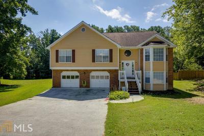 Hoschton Single Family Home New: 4655 Wheeler Creek Dr