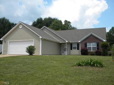 Butts County Single Family Home Under Contract: 117 Country Meadows Way