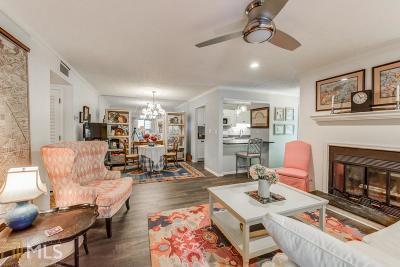 Smyrna Condo/Townhouse New: 803 Cumberland Ct