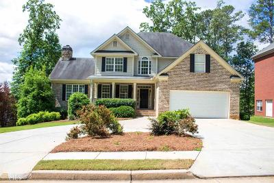 Covington Single Family Home New: 9210 Plantation Trce