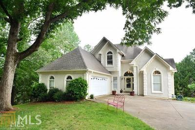 Douglasville Single Family Home New: 2701 Gentry Dr