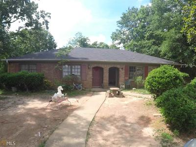 Gwinnett County Multi Family Home Under Contract: 420 Jackson St