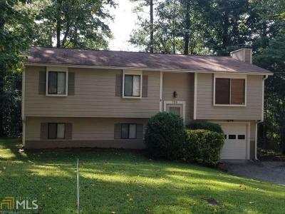 Stone Mountain Single Family Home New: 720 Mountain Village Dr