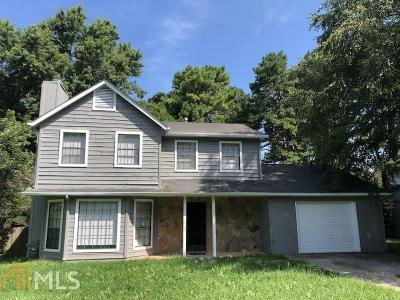 Stone Mountain Single Family Home Under Contract: 1078 Forest Path