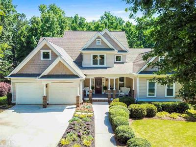 Henry County Single Family Home New: 1031 Brush Arbor Cir