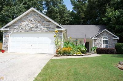 Dallas GA Single Family Home New: $175,000