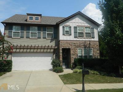 Milton Single Family Home Under Contract: 1085 Krobot Way