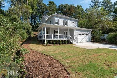Roswell Single Family Home New: 148 Oxbo Rd
