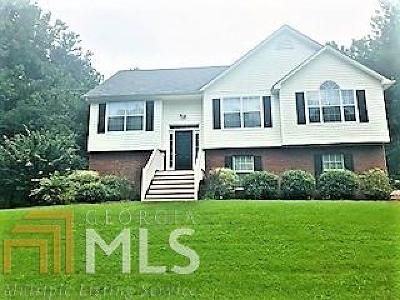 Newnan Single Family Home Under Contract: 102 Olympia Dr