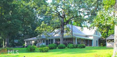 Jefferson Single Family Home New: 384 Mark Dodd Rd