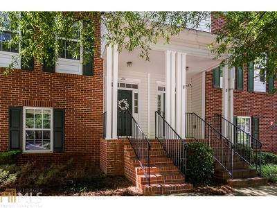 Woodstock Condo/Townhouse Under Contract: 214 Village Square Dr