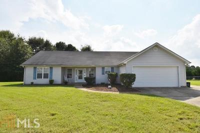 Statham GA Single Family Home New: $159,900