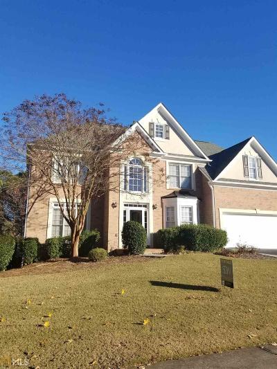 Grayson Single Family Home New: 2664 Rice Mill
