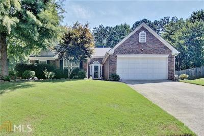 Kennesaw Single Family Home New: 4004 Dorchester Walk