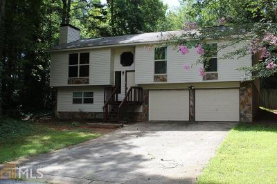 Douglasville Single Family Home New: 6048 Matthew