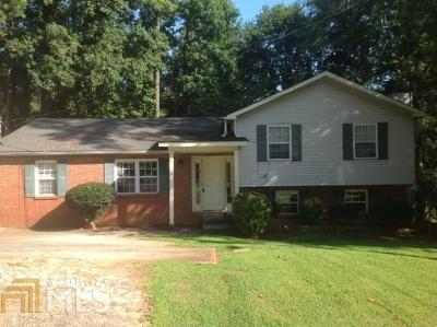 Norcross Single Family Home Under Contract: 835 Lawndale Ct