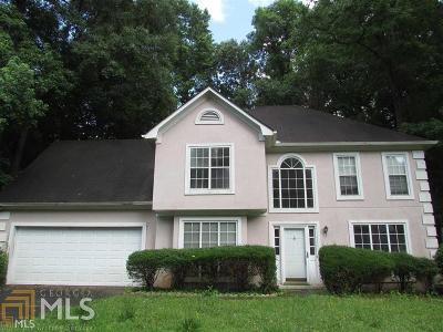Stone Mountain Single Family Home New: 4853 Terrace Green Trce