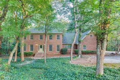Lilburn Single Family Home New: 4843 Carlene Way