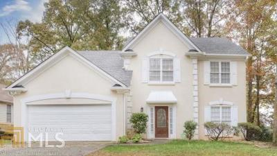 Stone Mountain Single Family Home For Sale: 542 Creek Stone Ln