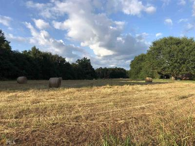 Social Circle Farm For Sale: Hawkins Academy Rd
