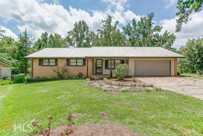 Winder Single Family Home New: 491 Valley View Dr