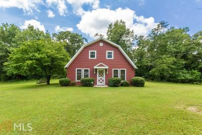 Barnesville Single Family Home For Sale: 847 Community House Rd