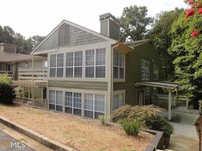 Marietta Condo/Townhouse New: 2006 Riverview Dr