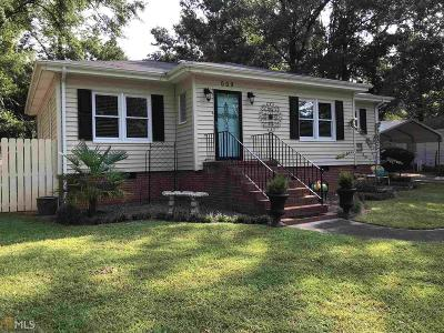 Single Family Home Sold: 609 Hale Ave #11