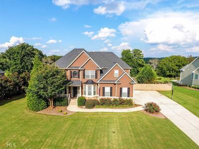 Hoschton Single Family Home New: 291 Durham Dr