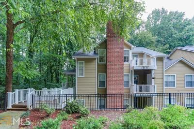 Marietta Condo/Townhouse New: 2118 River Heights Walk