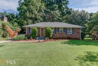 Smyrna Single Family Home New: 2975 Nursery Rd