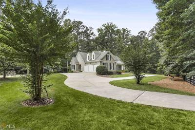 Alpharetta, Milton Single Family Home For Sale: 16025 Birmingham Hwy