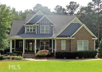 Dallas GA Single Family Home New: $489,900
