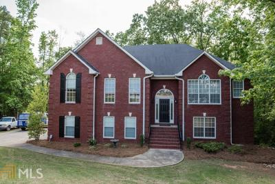 Conyers Single Family Home New: 2006 SE Cape Ivy Dr