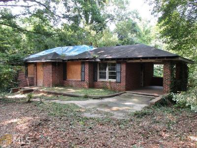 MABLETON Single Family Home Under Contract: 1106 Old Alabama Rd