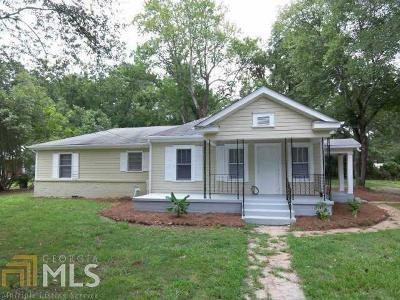 Marietta Single Family Home New: 2456 Sandtown Rd