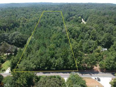 Douglasville GA Residential Lots & Land New: $13,000