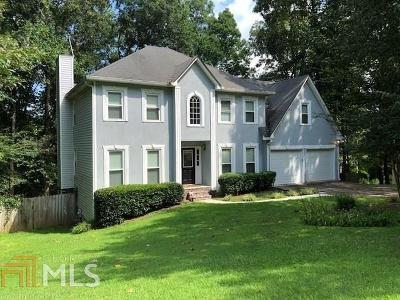 Hiram Single Family Home New: 173 Lakeside